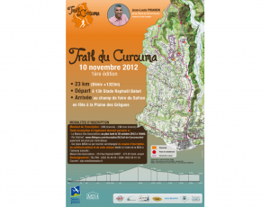 Inscription au Trail du Curcuma
